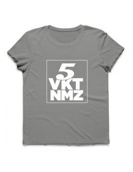 "Tişört ""5 VKT NMZ"""