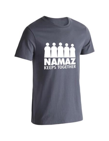 "Tişört ""Namaz Keeps Together"""